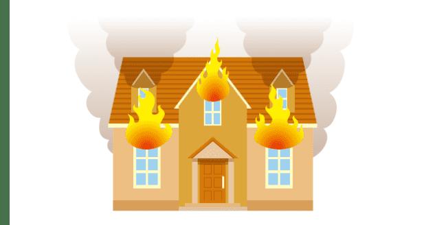 汚損 破損 火災 保険